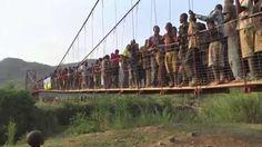 Rwanda - Bridges to Prosperity