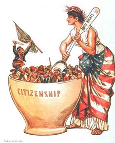 Irish immigrants were demonized when they first arrived to the U. This editorial cartoon depicts an Irish immigrant as a ape who refuses to assimilate to U. culture and laws. Us History, American History, Asian American, Native American, Ann Coulter, Melting Pot, Political Cartoons, Political Art, Alternative Medicine