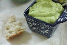 temp-tations by Tara: Creamy Avocado Dressing  Dip: Easy Summer Eating