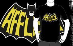 Batman: The Dark Horse RISES! (Ben Affleck) by robinzson