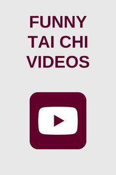 tired ot dead serious tai chi form videos? Relax and laugh with these tai chi videos! #taichi #taichichuan #taijiquan #internalmartiart