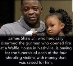 Faith In Humanity Restored 11 Pics. Thats why i love the ville Sweet Stories, Cute Stories, Human Kindness, Touching Stories, Black History Facts, Strange History, Faith In Humanity Restored, We Are The World, Real Hero