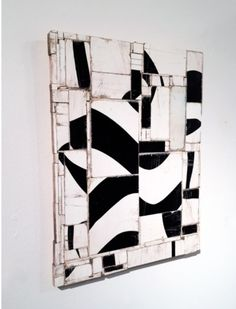 Curtis Cutshaw Contemporary Abstract Art, Line Patterns, American Artists, Wall Collage, Wood Art, Geometry, Grid, Pattern Design, Berlin