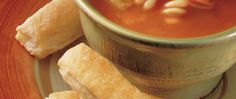 Make  soup, salad or just about any meal better with a side of quick and easy piping hot breadsticks.