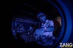 Música eletrônica com atitude!  Banda: Analog Afrika Cliente/Produção: Grito Rock - Encontro da Nova Consciência Campina Grande, 14 de fevereiro de 2015