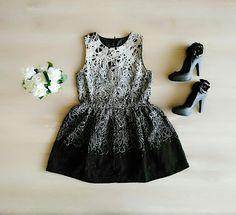 Vestido Degradê!  Maravilhoso!!! Patris Boutique
