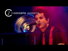 Watch Green Day's live videos on demand on iConcerts.com: http://www3.iconcerts.com/en/video/green-day