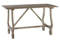 Meuble Table espagnole - Mobilier Bureaux Signature