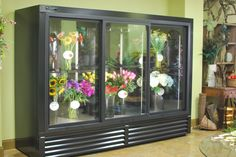 flowers shops | Floral Coolers • Commercial Floral Display Coolers, Custom Floral ...