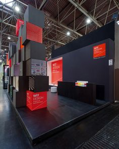 Stand Wit Design - Euroshop 2011 on Behance