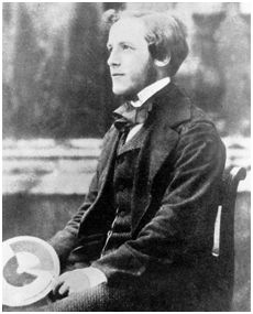 James Clerk Maxwell, 'the father of modern physics'.