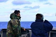 Great photos from the USS Michael Murphy (DDG 112)!