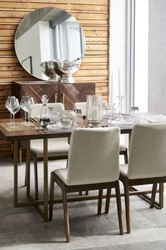 Decorex SA Presents This Year's Festive Season Trends Dining Chairs, Dining Table, Home Board, Inspirational Gifts, Your Space, Seasons, Interior Design, Festive, Presents