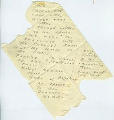 Jen Bervin Talk on The Gorgeous Nothings: Emily Dickinson's Envelope Poems