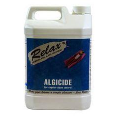 Algaecide - Non Copper - No Green Hair - H2oFun Ltd