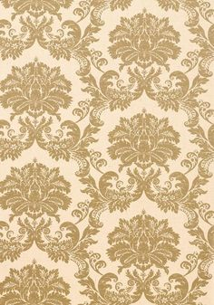Symphony Damask in on from the Damask Resource 3 collection. Versace Wallpaper, Damask Wallpaper, Wallpaper Iphone Cute, New Wallpaper, Pattern Wallpaper, Wallpaper Backgrounds, Christmas Wallpapers Tumblr, Victorian Wallpaper, Decoupage Vintage