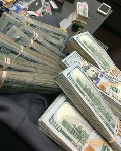 Its as easy for me to manifest money as it is to look at the ground for rocks