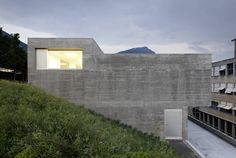 Nominated for DETAIL Prize 2012:    Pädagogische Hochschule, Chur, Schweiz  Architekturbüro Horváth