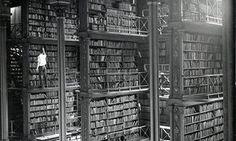 The Public Library of Cincinnati, Ohio was demolished in the 1950s.