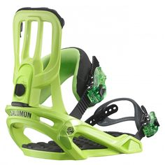 The Salomon Rhythm snowboard binding offers all terrain handling with the compatibility to fit any existing mounting system. Buy it today at Golf & Ski Warehouse. Snowboarding, Skiing, Snowboard Bindings, Bicycle Helmet, Outdoor Power Equipment, Warehouse, Golf, Snow Board, Ski