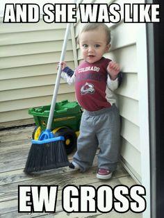 He's too funny! #Baby #Meme
