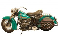 "George Pardos Collection ""Evolution of the Harley-Davidson Motorcycle"": 1949 Harley Davidson EL ""Hydra-Glide"""