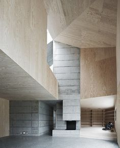 House in Engelberg, Fuhrimann Hächler Architects