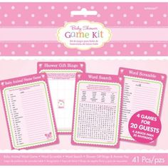 party first girl baby shower games girl baby showers little ones baby
