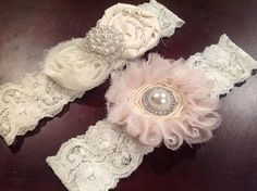 DIY Garters or Baby Headbands!
