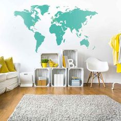 Home decor line black world map wall decal cr 81105 products home decor line black world map wall decal cr 81105 products pinterest wall decals walls and room themes gumiabroncs Image collections