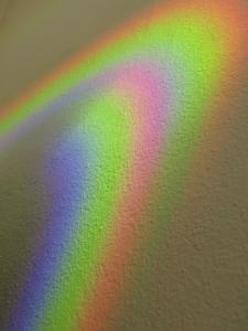 light spectrum, rainbow