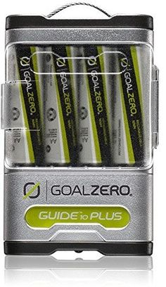 GOAL ZERO Guide 10 Plus Power Pack