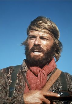 Robert Redford in Sydney Pollack's Jeremiah Johnson (1972)