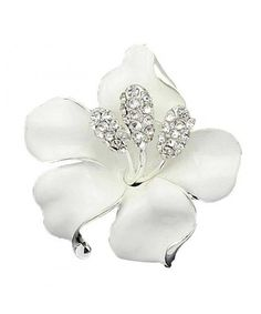 Cheap brooch fashion, Buy Quality brooch crystal directly from China brooch making Suppliers: lackingone christmas gift Enamel Brooch Rhinestone Crystal Lily Flower brooches for women Jewelry Birthday Gift Crystal Brooch, Crystal Rhinestone, Rhinestone Jewelry, Jewelry Sets, Women Jewelry, Lily Jewelry, Flower Jewelry, Fashion Jewelry, Swarovski