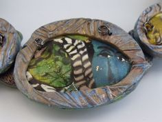 Palumbo Jewelry and Mosaics: Of cats and birds