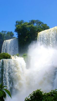 Kepirohi Waterfall, Pohnpei, Federated States of Micronesia, USA - Can't wait to see my man's homeland! Beautiful Sites, Beautiful World, Beautiful Places, Beautiful Pictures, Les Cascades, Beautiful Waterfalls, Famous Waterfalls, Fantasy Landscape, Landscape Mode