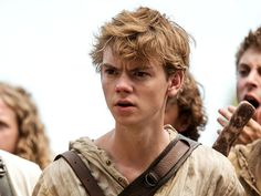 """I got: Newt, """"The Maze Runner""""! Which Thomas Brodie-Sangster are you?"""