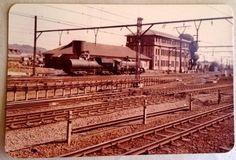 Original & Vintage 1980's South African Railways Colour Photograph.