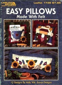 Easy Pillows - Denise Moraes - Picasa Web Albums