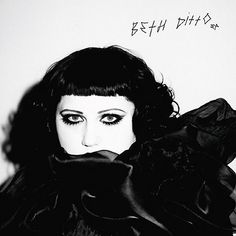 """Official cover art of Beth Ditto's EP """"Beth Ditto"""""""
