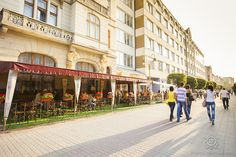CLICK THIS PIN to see more photos from Ukraine, downtown Ivano Frankivsk Western Ukraine