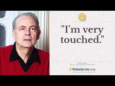 French author Patrick Modiano in his first interview after the announcement of the Nobel Prize. Patrick Modiano confirms that he is coming to Stockholm in De. Patrick Modiano, Nobel Prize In Literature, He Is Coming, Letter Board, Announcement, Author, Lettering, Art, Art Background