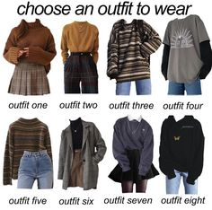 Teen Fashion Outfits, Mode Outfits, Retro Outfits, Fall Outfits, Vintage Outfits, Swaggy Outfits, Cute Casual Outfits, Aesthetic Fashion, Aesthetic Clothes