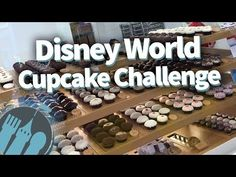 Disney World Cupcake Challenge! Challenge Accepted: How One Family Completed the 2018 DFB Cupcake Crawl! Disney World Food, Disney World Vacation, Disney Vacations, Disney Trips, Walt Disney World, Disney Day, Lego Disney, Disney Marvel, Disney Princess Castle