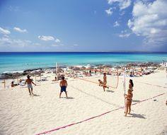 Playa de Migjorn - Formentera