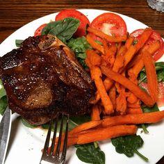 10-Minute Steak