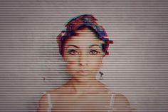 El efecto Glitch 📺 uno de los más conocidos en las fotografías pero que cada persona le da su toque 👌  #efectoglitch #mujeresemprendedoras #díadeltrabajador #glitch #ediciones #photoshopcs6 #diseno #mujeresreales #fotografiaartistica #amorporlafotografía Glitch, Hacks