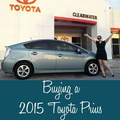 Phyrra tells you the steps to take to buy a car stress free. She bought a 2015 Toyota Prius. She shares the details the dealerships don't want you to know!