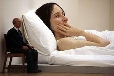 ron mueck sculture iperrealiste giganti