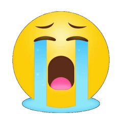 Emoji from KM - cry Animated Smiley Faces, Emoticon Faces, Animated Emoticons, Animated Gif, Crying Gif, Crying Emoji, Emoji Pictures, Emoji Images, Mood Gif